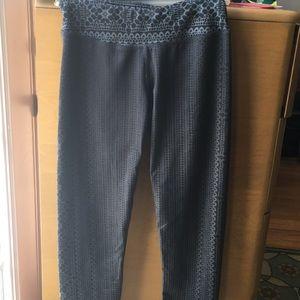 Prana Capri leggings